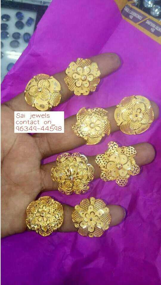 sai jewels (meri dukan) - Sai jewels contact on 96349 - 44598 - ShareChat