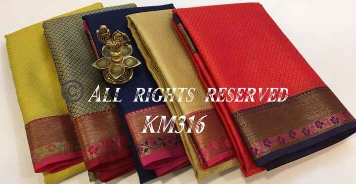 sarees - ALL RIGHTS RESERVED KM316 22 02222 22122222222 - ShareChat